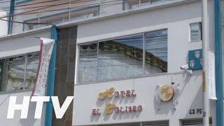 Hotel El Coliseo en Manizales