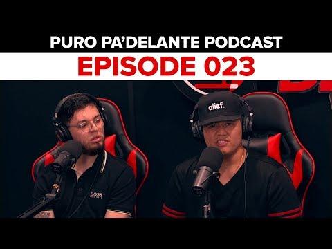 Entrevista con Los De La O - Puro Pa'DELante - Podcast 023 - DEL Records 2019