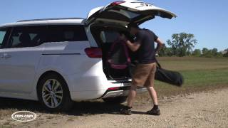 2016 Kia Sedona Video Review