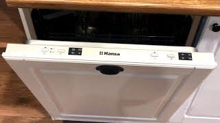 посудомоечная машина Hansa ZIM 654 H. Отзыв и обзор