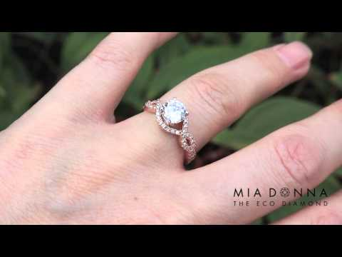 Rose Gold Engagement Rings Review