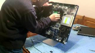 iMac 24-inch Mid 2007 Hard Drive Replacement