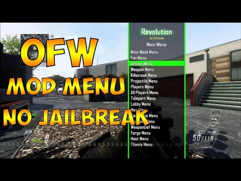 (PS3/BO2)How To Get *ANY* Mod Menu Theater Infection (NO JAILBREAK!)