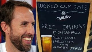 Breaking News-A Pub Is Serving Free Drinks During Scotland, Ireland And Wales World Cup Games