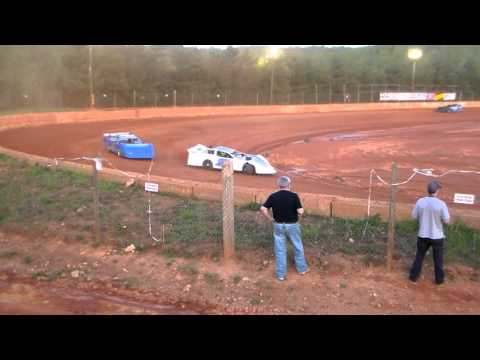 Rolling Thunder Raceway Fastrak Crate Practice)4/29/16