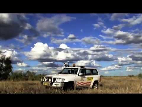 Outback Australia - Unformed Roads Survey