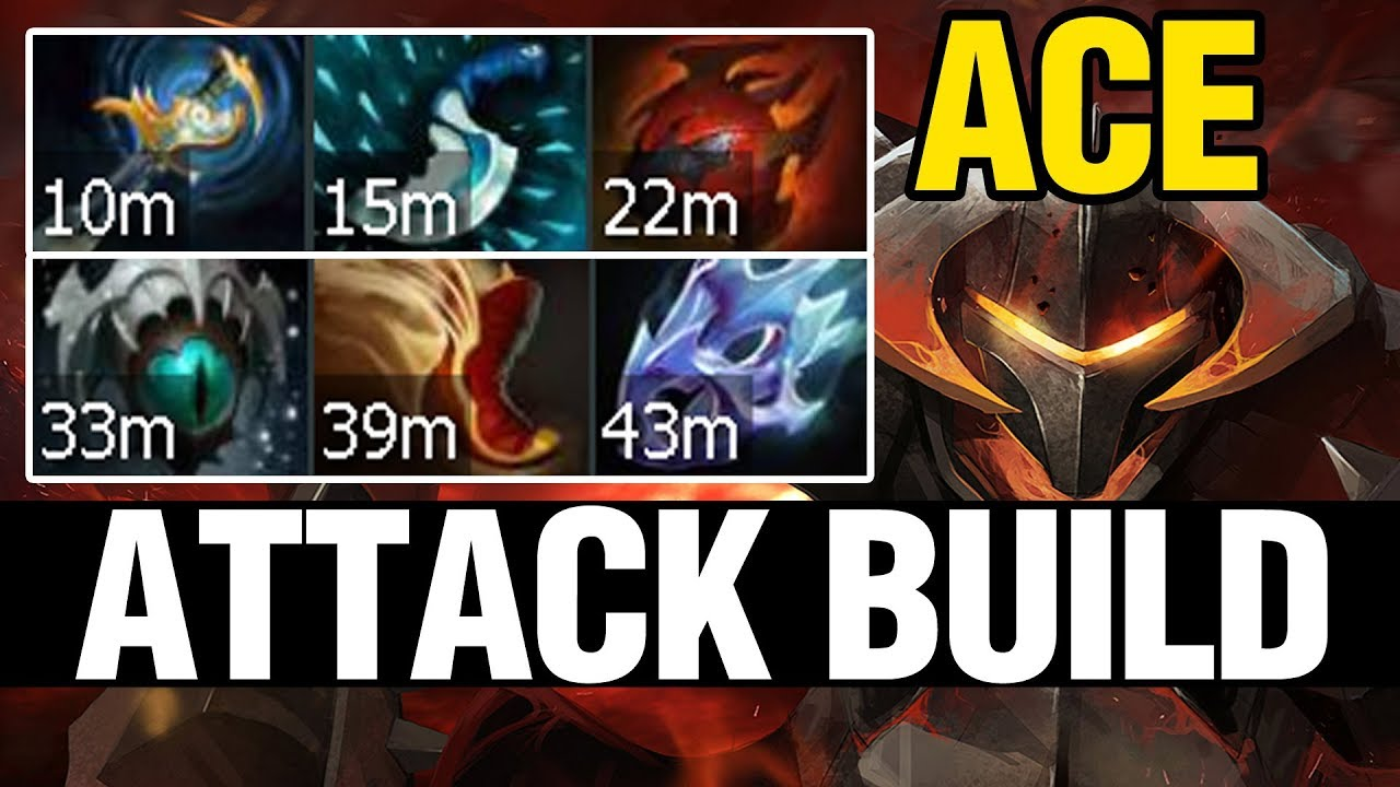 Build Ace Plays Chaos Knight Dota