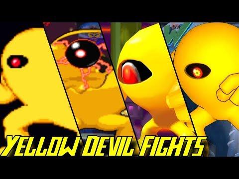 Evolution Of Yellow Devil Battles In Mega Man Games (1987-2018)