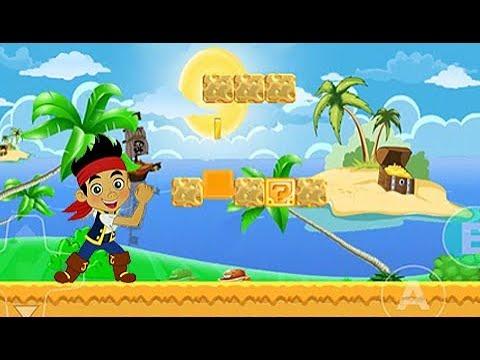 Juego de Jake y los Piratas de Nunca Jamas Español - Jake Aventura en La Isla