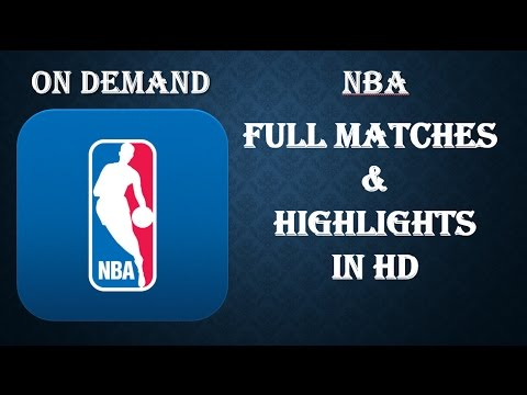 [Outdated]NBA On Demand - Full Matches and Highlights in HD - Kodi Addon