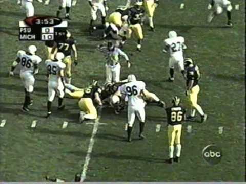 1998: Michigan 27 Penn State 0