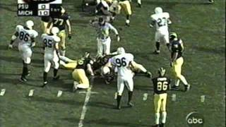 1998: Michigan 27 Penn State 0