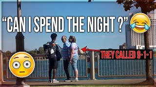 CAN I SPEND THE NIGHT? (GONE WRONG)