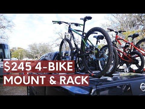 amazing truck bike rack invention ideas