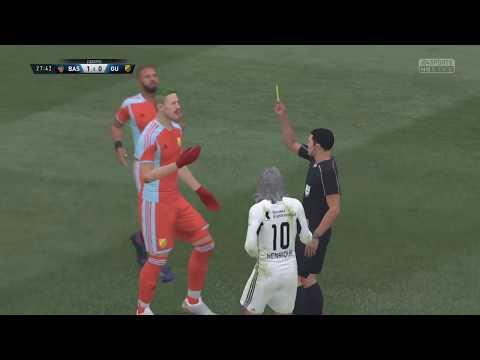 FIFA 17 Pro Club | FC Basel 109
