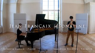 Play Sonatina for Trumpet and Piano III. Gigue