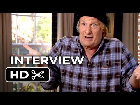 Dumb and Dumber To Interview - Jeff Daniels (2014) Comedy HD