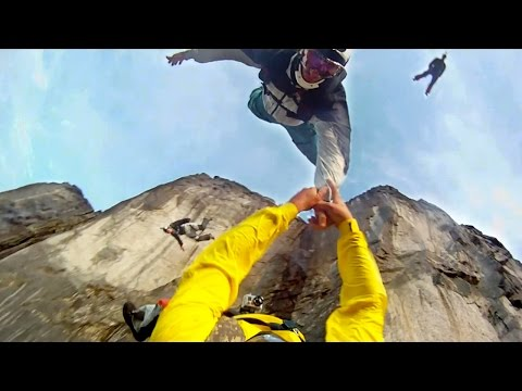 The Craziest BASE Cliff Spot In The World (Kjerag) | BASE Tripping | Ep 9
