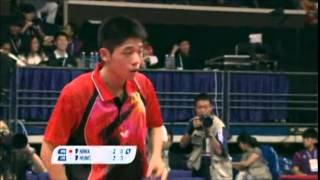 2010 YOG Table Tennis Boys Singles Finals - Niwa Koki vs Hung Tzu Hsiang