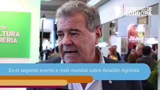 Se lanzó el 27° Congreso Mercosur de Aviación Agrícola