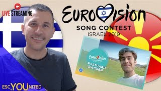 Eurovision 2019: ESC Postcards & National Selection Update