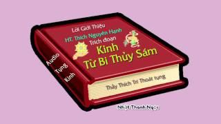Kinh Từ Bi Thủy Sám - Thầy Thích Trí Thoát tụng