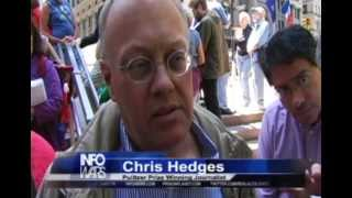 "Chris Hedges Calls The Bilderberg Group "" Corporate Whores"""