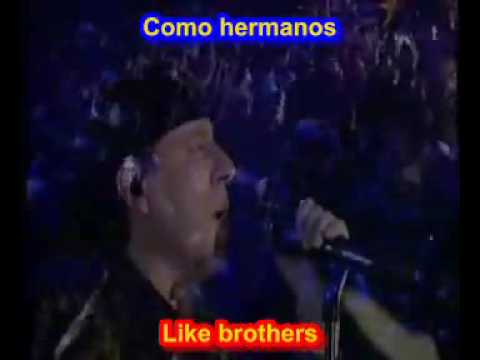 Scorpions Wind Of Change Subtitulado Español Ingles Youtube