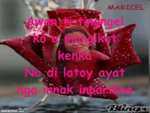 BULOD NGA AYAT w/ Lyrics
