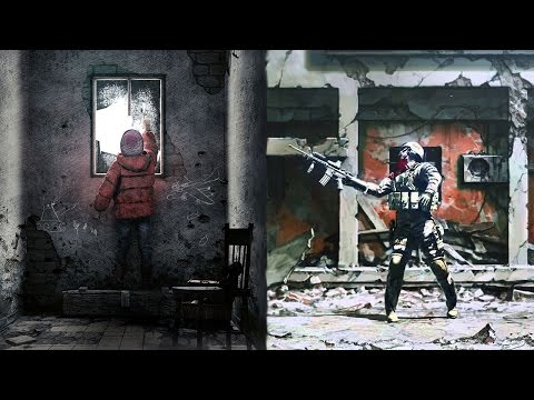 ARE THESE SNIPERS SHOOTING INNOCENT PEOPLE?! | This War Of Mine [5]