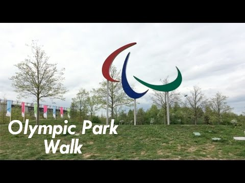 Olympic Park Walk - 17 April 2017