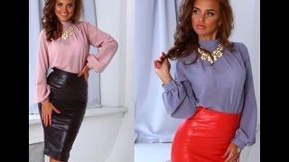 Моделируем блузку и юбку с завышенной талией.(Моделируем блузку и юбку с завышенной талией., 2015-10-03T09:15:35.000Z)