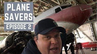 "Plane Savers E2 ""The Parts Bird"""