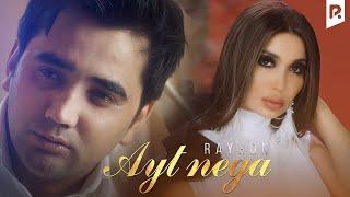 Download Rayhon - Ayt nega | Райхон - Айт нега Mp3 and Videos