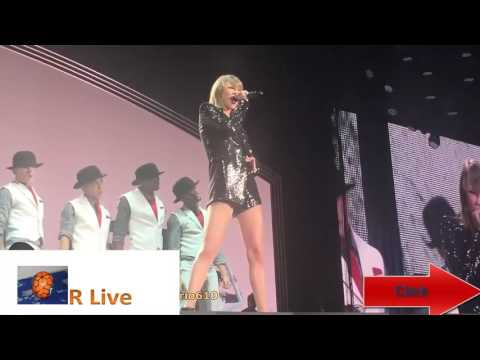 Taylor Swift Live Concert 2016 on youtube