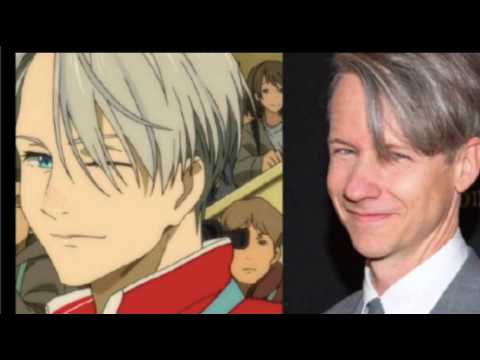 Yuri On Ice: The Real People Behind The Show 3/4