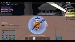 A Man with 3093 Hp | ROBLOX Arcane Adventures