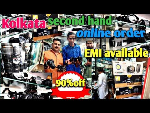 Kolkata (कोलकाता) camera dslr मार्केट  kolkata sasta camera  DSLR marke  by Traditional vlog