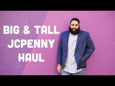 big-and-tall-jcpenney-#haul