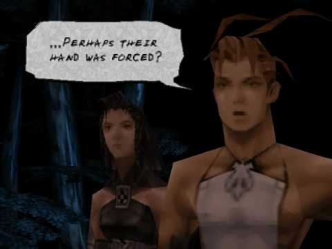 Vagrant Story 001 Time to Act