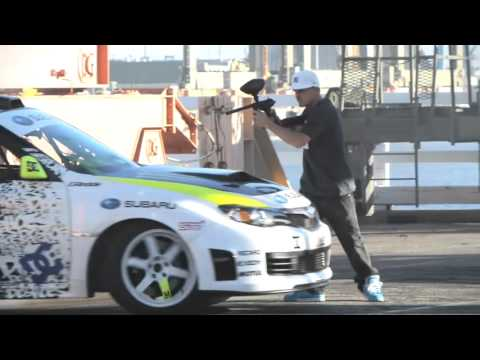 Ken Block and Rob Dyrdek - GYMKHANA 2.1