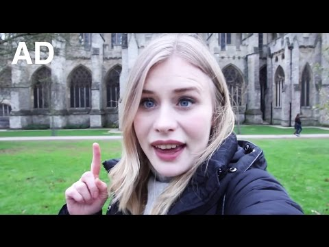 One Day In Exeter with Sanne! 🚂 ✨ | AD