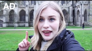 One Day In Exeter with Sanne!