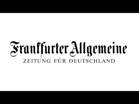 čitam samo Frankfurter Aligemeine