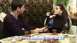 Azeri Qizi Gunel ve Elza Seyidcahan arasinda Qalmaqal 10LAR ATV