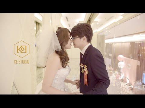 KE STUDIO婚禮動態紀錄_又綺 & 群偉 Wedding MV