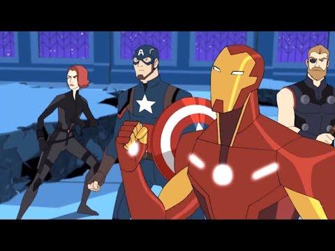 MARVEL   Мстители: Миссия Чёрной пантеры   Серия 23 Сезон 5 - Под маской