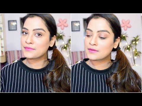 My REAL Everyday Makeup Routine | Aarushi Jain