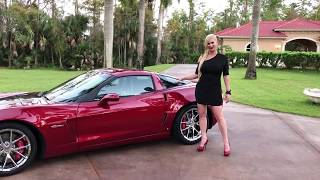 Chevrolet Corvette 427 Special Edition Z06 Videos