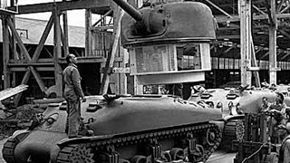 HOW IT WORKS: WW2 Tank Factories